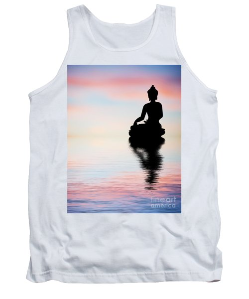 Buddha Reflection Tank Top