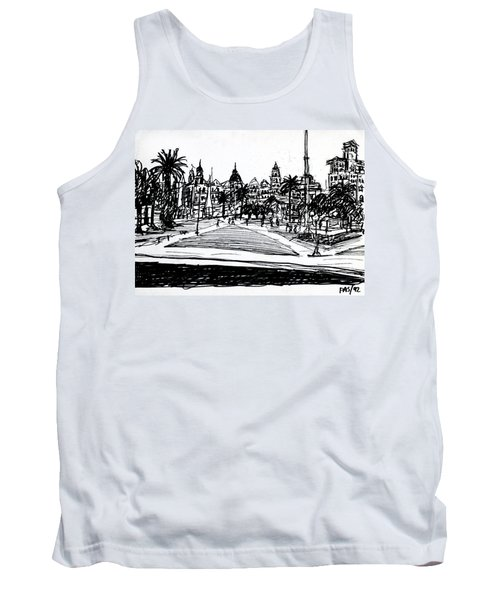 Buenos Aires Argentina  Tank Top