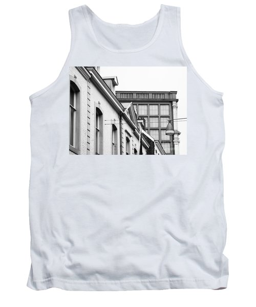 Tank Top featuring the photograph Buildings In Maastricht by Nick  Biemans