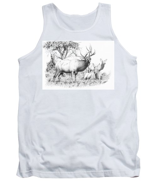 Bull And Harem Tank Top