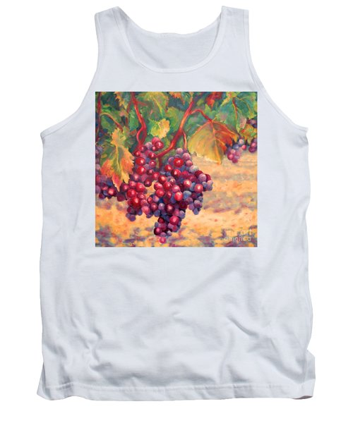 Bunch Of Grapes Tank Top