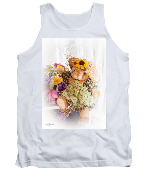 Bunny Expressions Tank Top