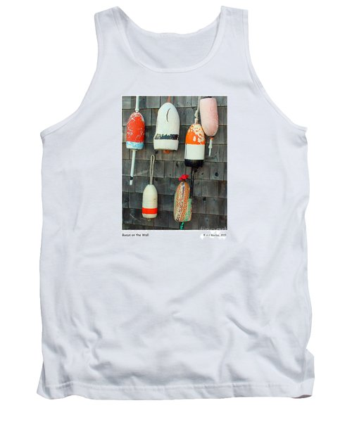 Buoys On The Wall Tank Top