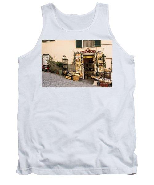 Burasca Shop Of Manarola Tank Top