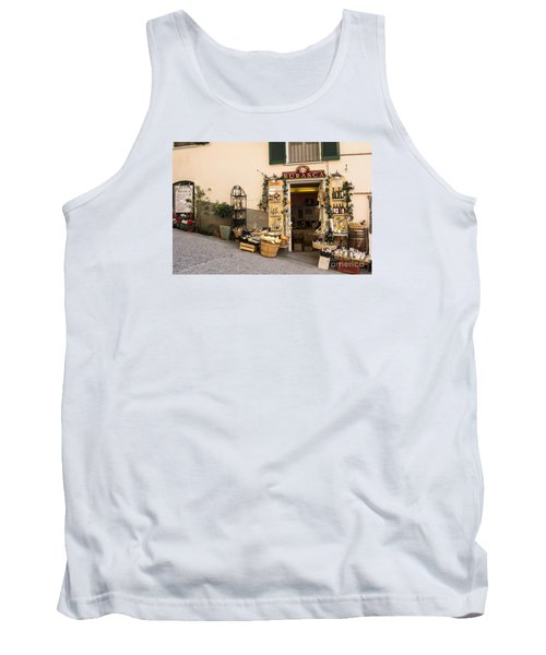 Burasca Shop Of Manarola Tank Top