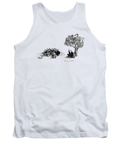 Buy Low, Sell High! Tank Top