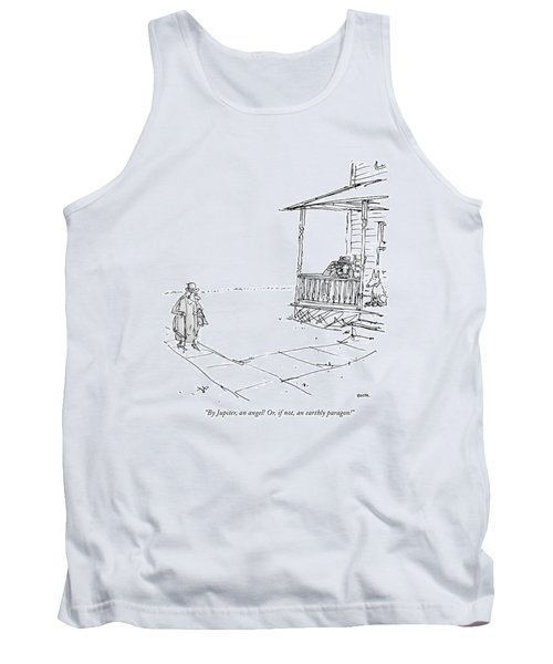 By Jupiter, An Angel! Or, If Not, An Earthly Tank Top