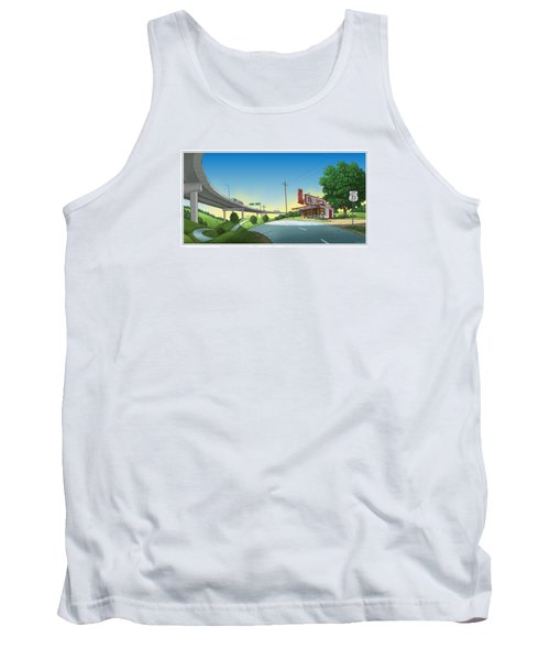 Bypassed Tank Top