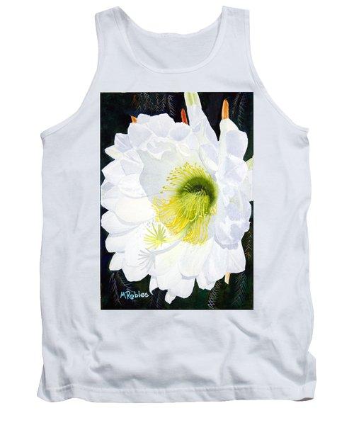 Cactus Flower II Tank Top