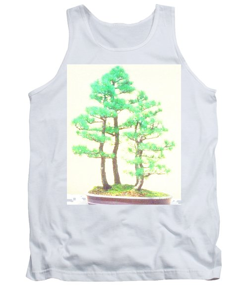 Caitlin Elm Bonsai Tree Tank Top