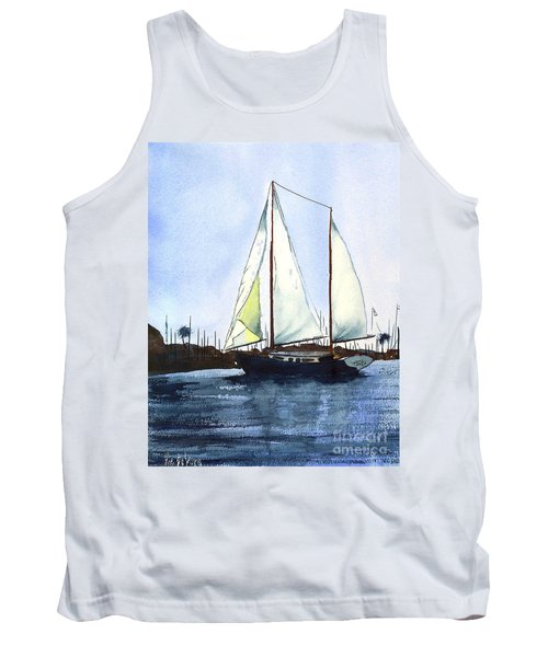 California Dreamin Tank Top