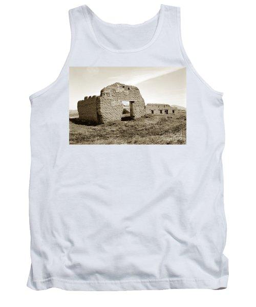 Soledad  California Mission  Monterey Co. Circa 1900 Tank Top