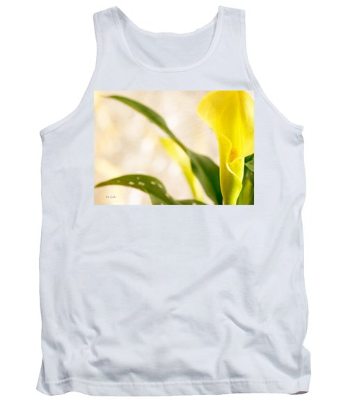 Calla Lily Two Tank Top