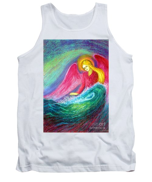 Calming Angel Tank Top