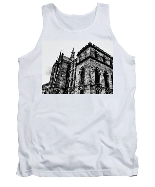 Tank Top featuring the photograph Can You Hear Me by Doc Braham