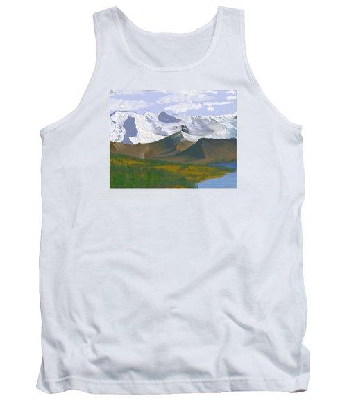 Canadian Rockies Tank Top