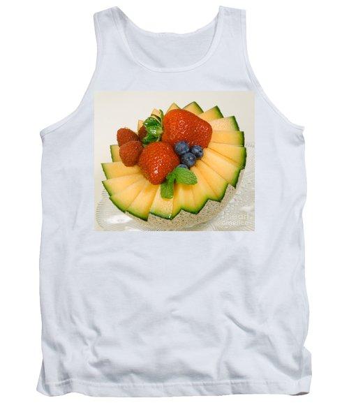 Cantaloupe Breakfast Tank Top