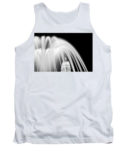 Capitol Fountain Tank Top