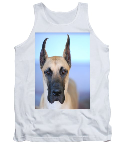 Tank Top featuring the photograph Cappy by Lisa Phillips