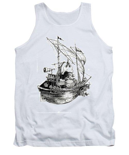 Sail Tank Top