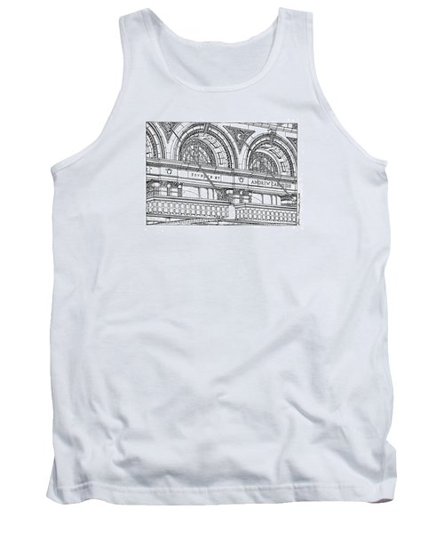 Carnegie Hall Tank Top by Ira Shander