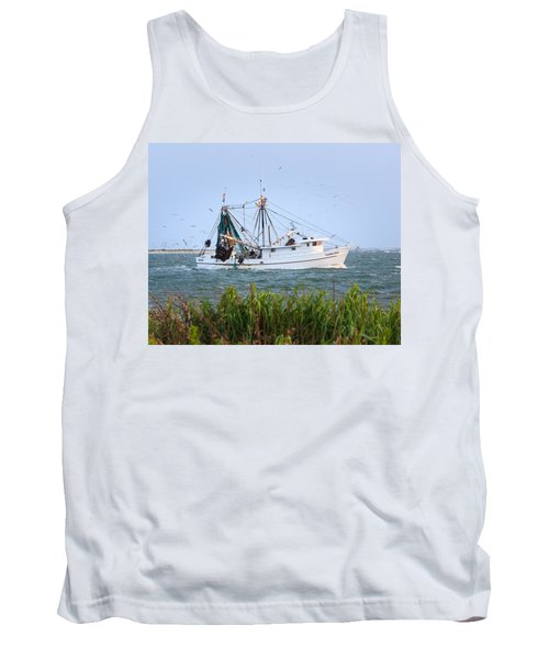 Carolina Girls Shrimp Boat Tank Top