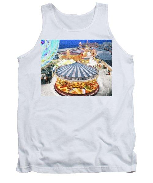 Carousel Waltz Tank Top
