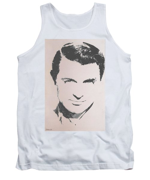 Cary Grant Tank Top