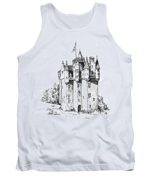 Castle Tank Top