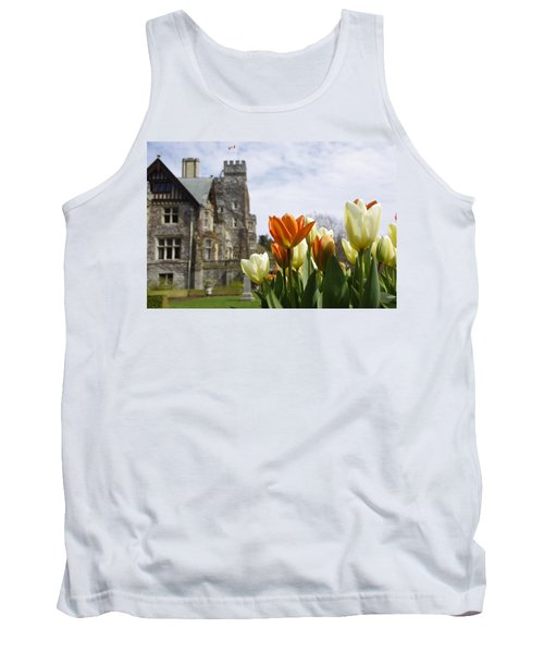 Castle Tulips Tank Top