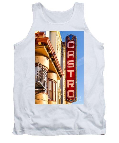 Castro Tank Top