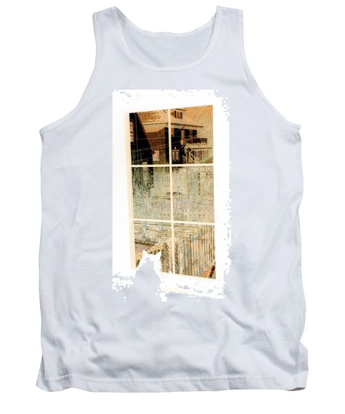 Cat Perspective Tank Top