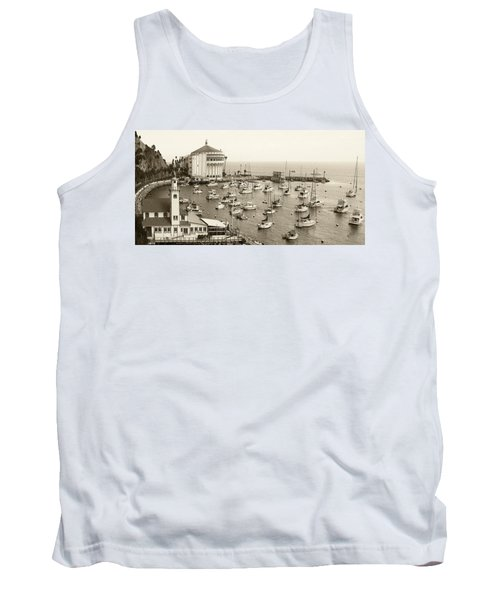 Catalina Island. Avalon Tank Top