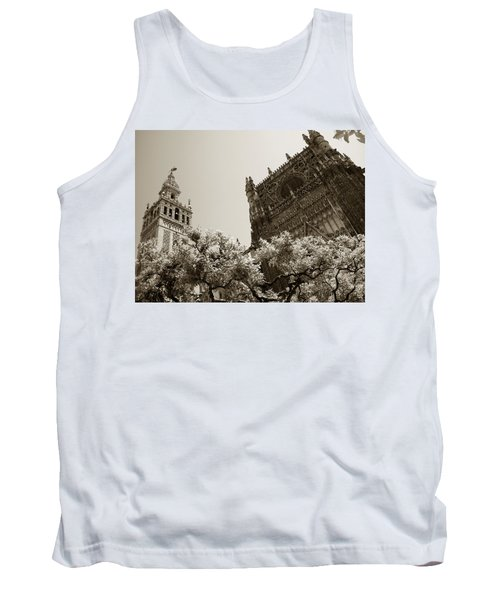 Cathedral Of Seville Tank Top
