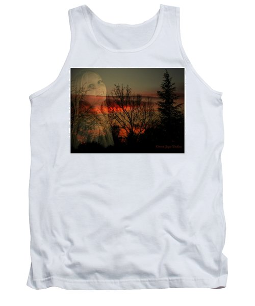 Tank Top featuring the photograph Celebrate Life by Joyce Dickens