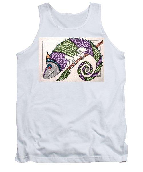 Chameleon Tank Top