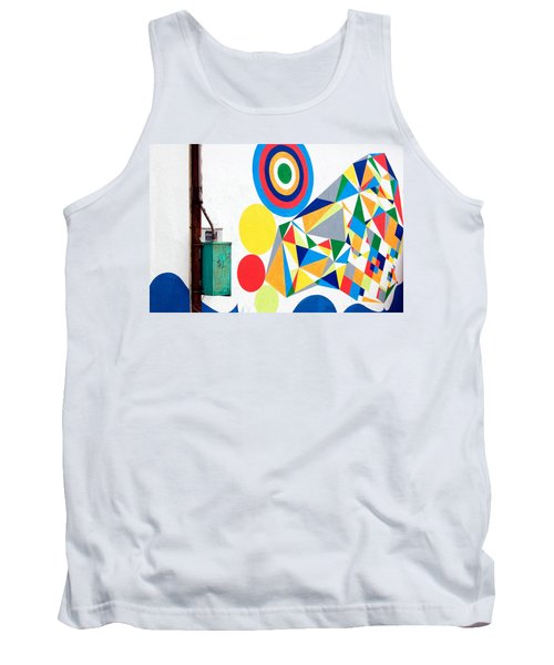 Chaordicolors Limited Edition 1 Of 1 Tank Top