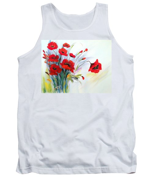 Charming Tank Top by Dorothy Maier