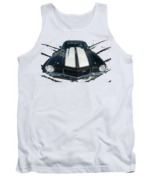 Chevy Camaro Z28 Tank Top by Steve Taylor