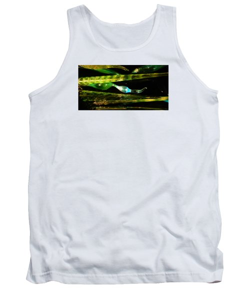Chihuly Green In Denver Colorado Tank Top
