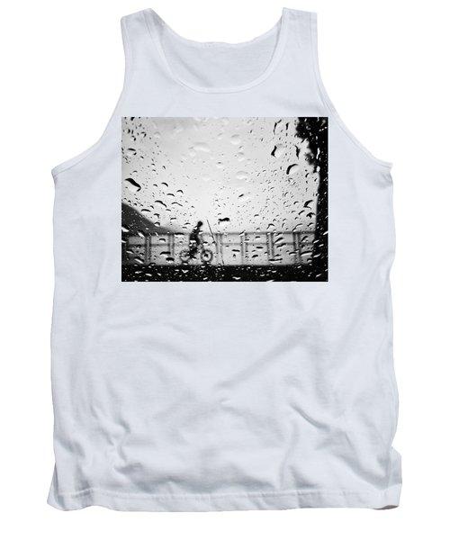 Children In Rain Tank Top