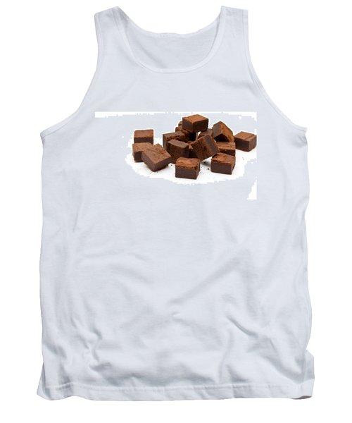 Chocolate Brownies Tank Top