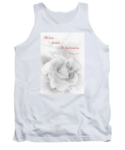 Christian Love Tank Top by David and Carol Kelly