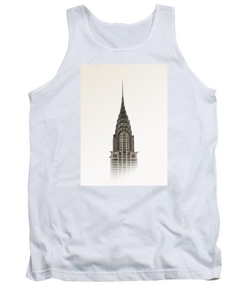 Chrysler Building - Nyc Tank Top by Nicklas Gustafsson