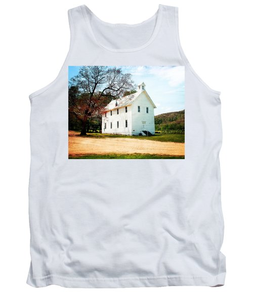 Tank Top featuring the photograph Church At Boxley by Marty Koch
