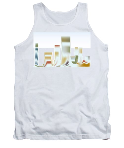 City Mesa Tank Top by Kevin McLaughlin