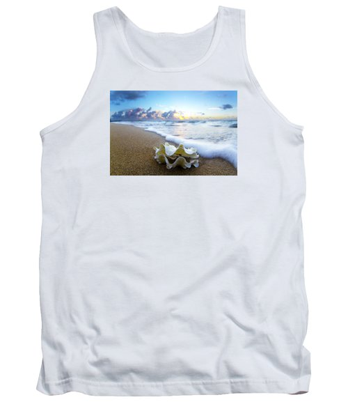 Clam Foam Tank Top