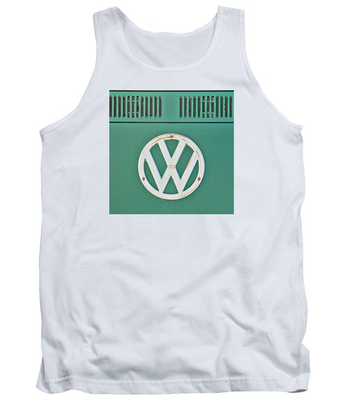 Classic Car 8 Tank Top by Art Block Collections