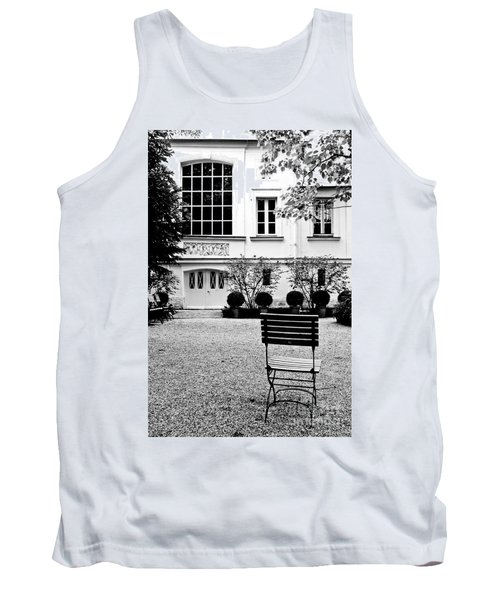 Classic Paris Tank Top