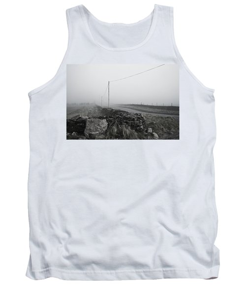 Clearing Fog Tank Top